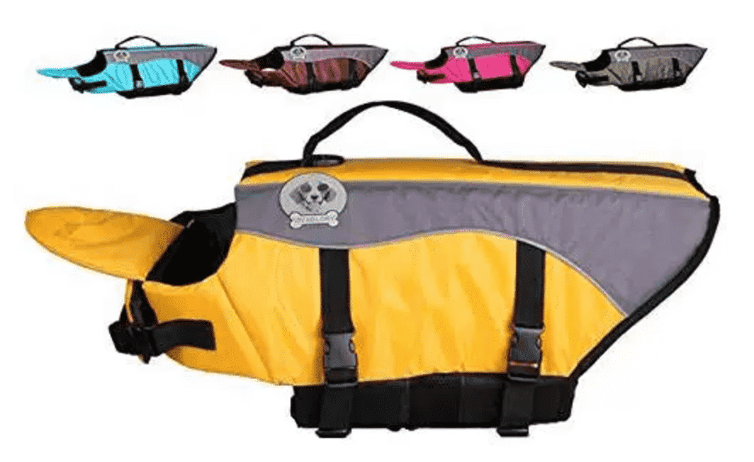 the best dog life jackets