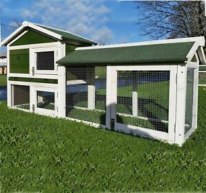 Top Rated Big Outdoor Rabbit Cages