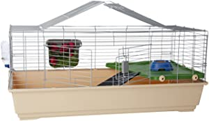 2. Amazon Basics Pet Habitat