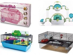 9 World's Best Hamster Cages Reviews 2017 | For Your Furry Friend!